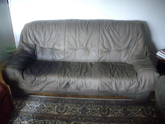 soft leather couch furniture home by owner for sale on ramstein bookoo