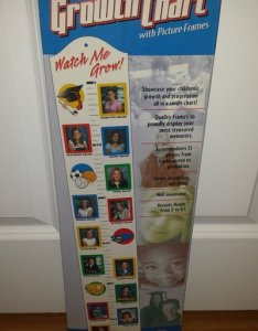 Watch me grow growth chart with picture frame in naperville also new box baby rh napervilleokoo