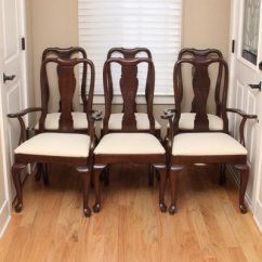 Ethan Allen Dining Room Chairs Quill Ergonomic Chair 6 Furniture Home By Owner For In Kingwood