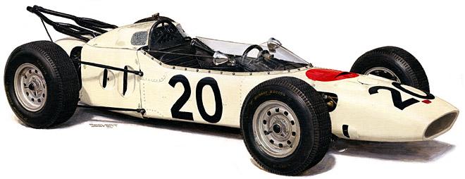 Early Honda Racing