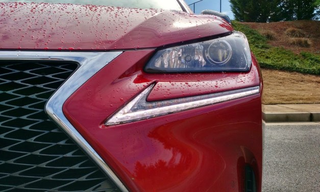 2015 Lexus NX-200t F-Sport Review