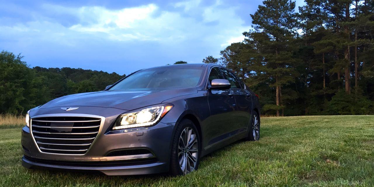 used north auto detail coast sedan genesis hyundai at awd
