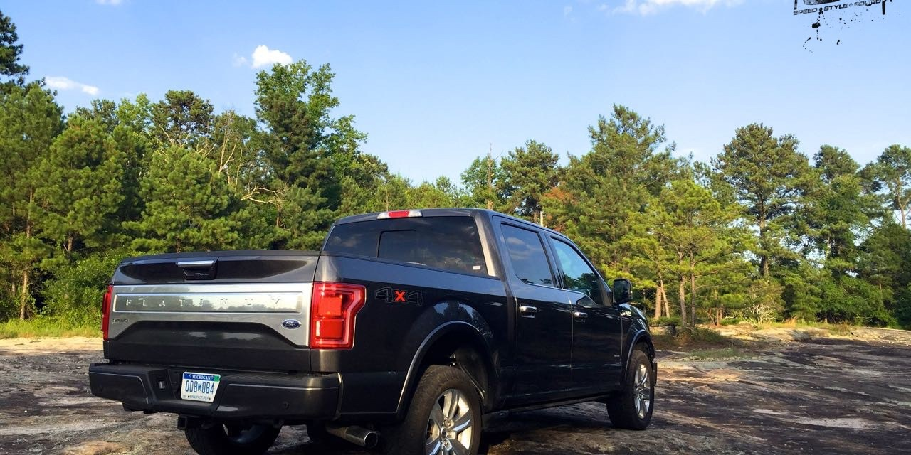 2015 Ford F-150 EcoBoost Platinum Review - S3 Magazine