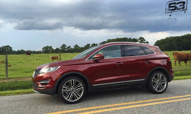 2015 Lincoln MKC 2.3 Ecoboost Review