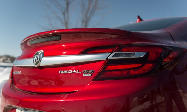 2015 Buick Regal GS review
