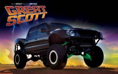 Nevrslo Tacoma Trophy Truck V1.0