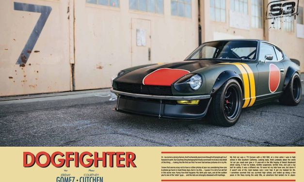 Jeremy's Datsun 240Z