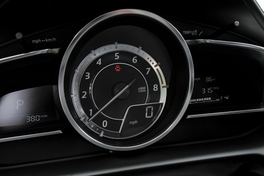 CX-3 gauge