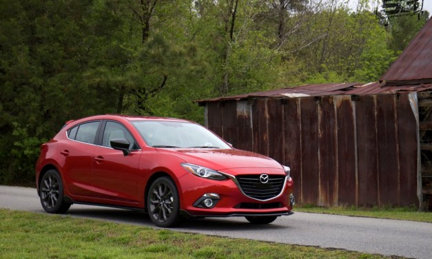 2016 Mazda3 Review