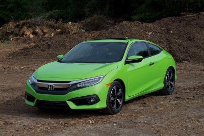 2016 Honda Civic Coupe Review