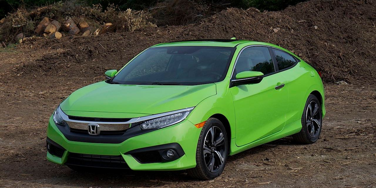 2016 Honda Civic Coupe Review