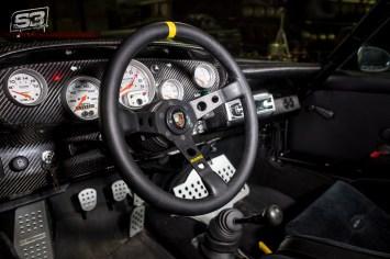 Porsche 911 Safari Steering Wheel