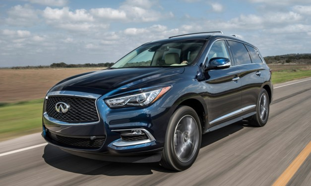 2016 Infiniti QX60 Review