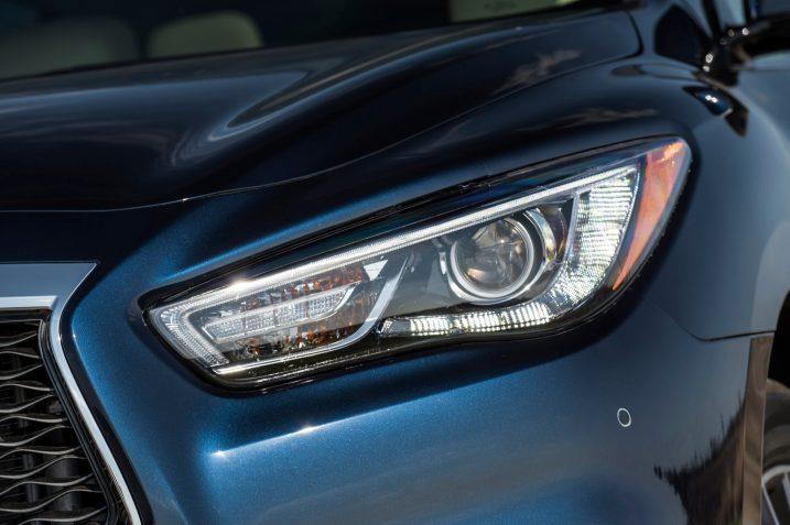 qx60 headlights