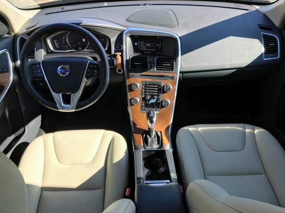 XC60 Interior