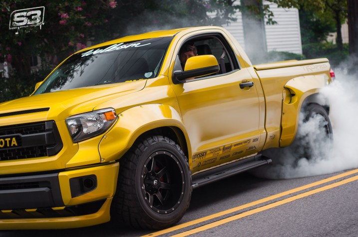 Is It In You? - Rutledge Wood's TRD Pro Toyota Tundra - S3 Magazine