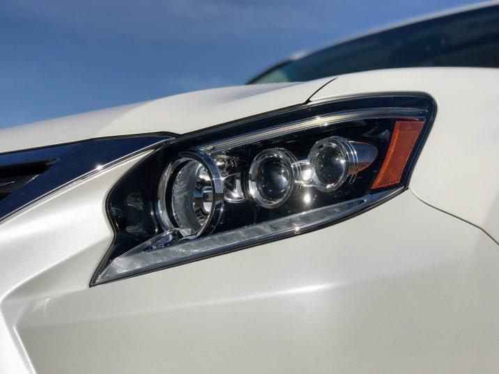 gx460 headlight