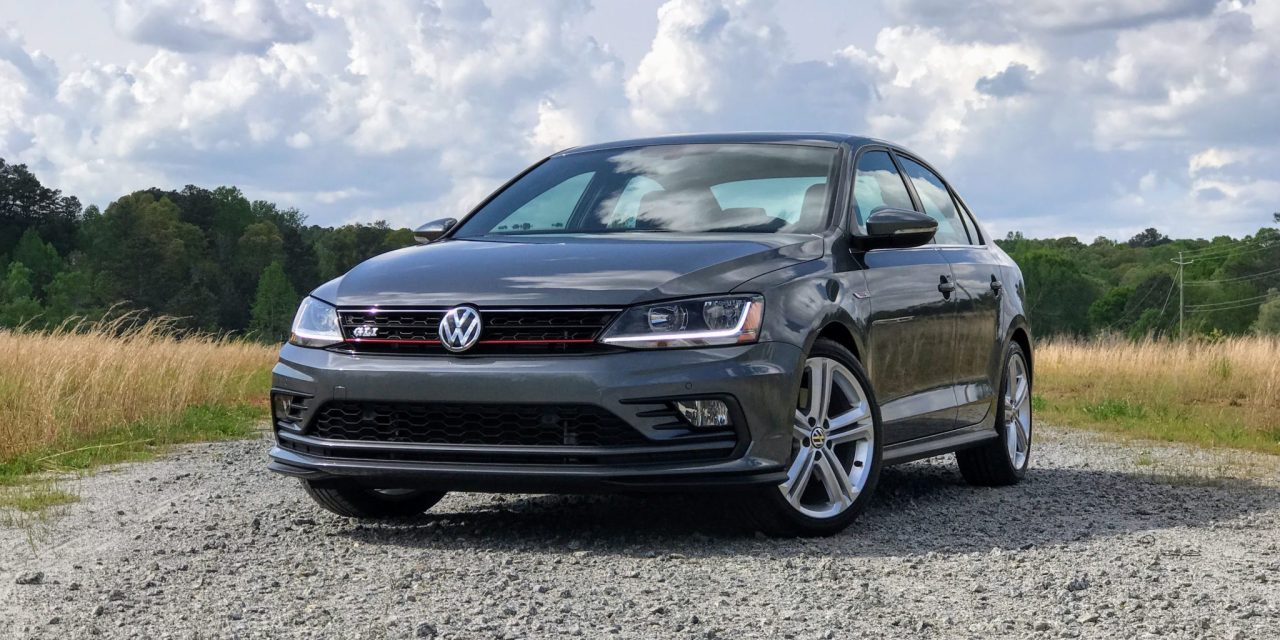 2017 Volkswagen Jetta GLI Review