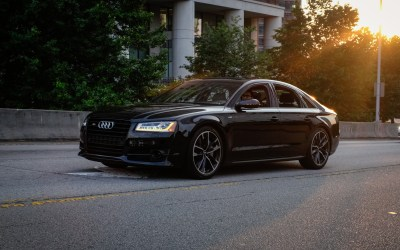 2017 Audi S8 Review