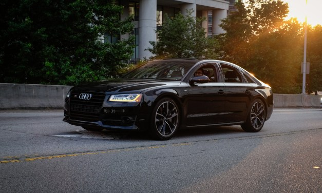 2017 Audi S8 Review