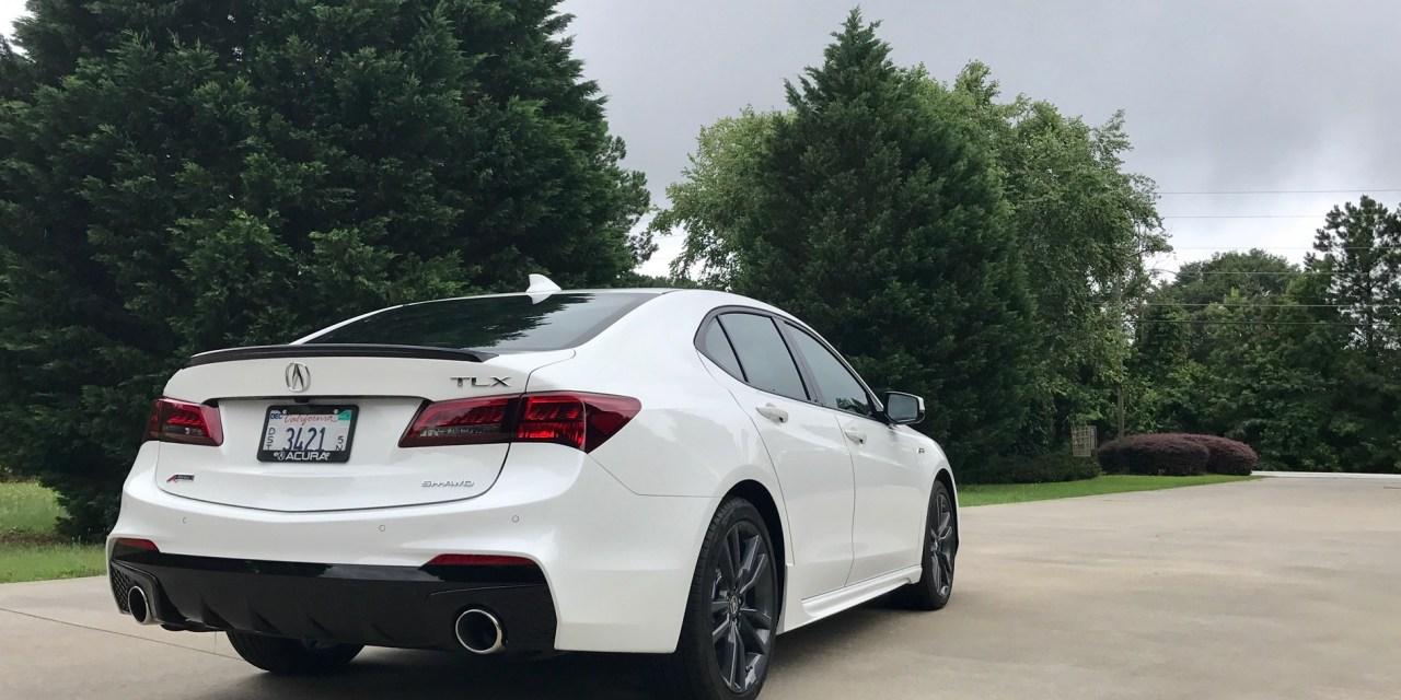 Acura TLX Aspec Review