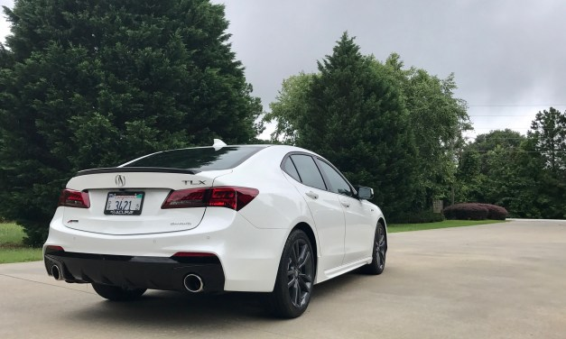 Acura TLX Aspec Review