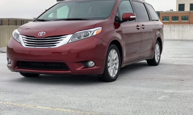2017 Toyota Sienna Review