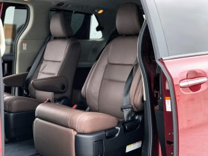 IMG_2017 Toyota Sienna Reclining Middle Seats