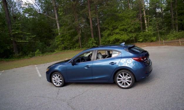 2017 Mazda3 Hatchback Review
