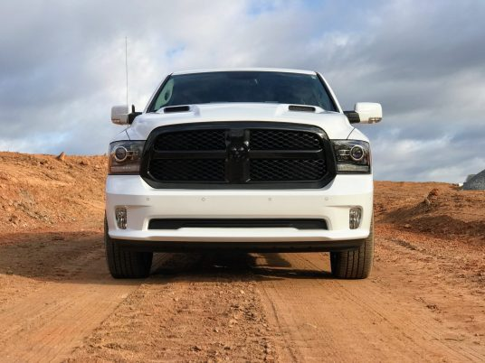 2017 Dodge Ram Front End