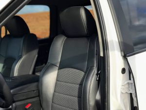 2017 Dodge Ram Driver Seat