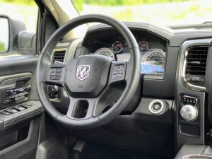 2017 Dodge Ram Steering Wheel