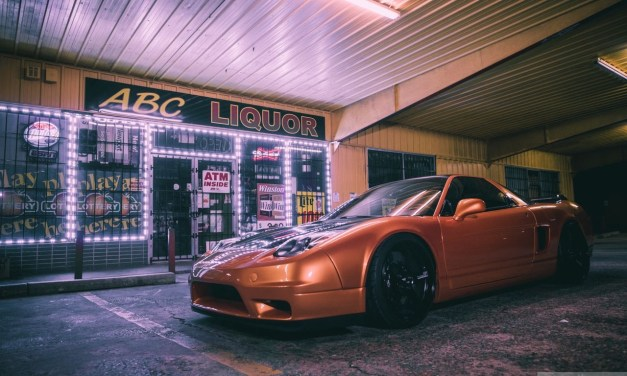 Acura NSX fitment: Where There's a Wheel There's a Way