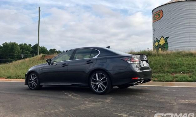 Lexus GS test drive & review