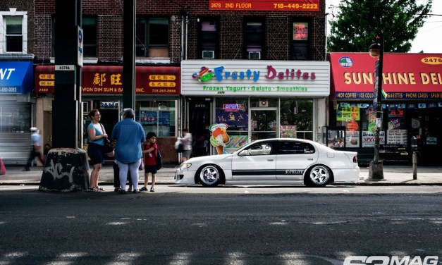 NYC Drift Aristo