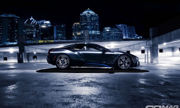 BMW i8 test drive & review