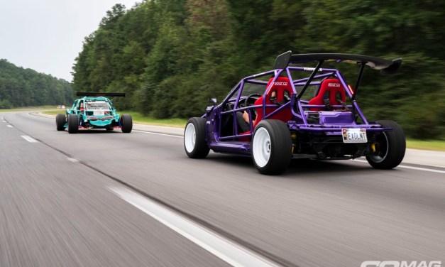 Krowrx Exo Cars – Integra + Miata