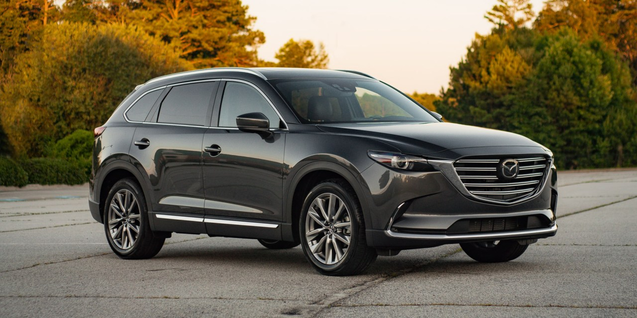 2018 Mazda CX-9 test drive & review