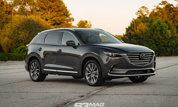 2018 Mazda CX-9 test drive & review