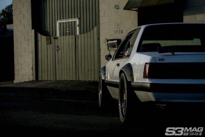 Foxbody Mustang 3