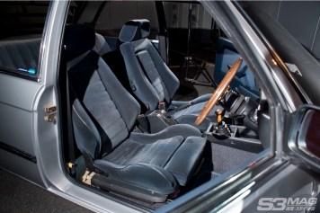BMW recaros