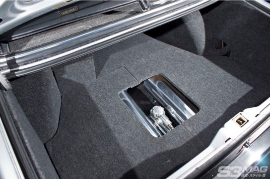 E21 BMW bagged