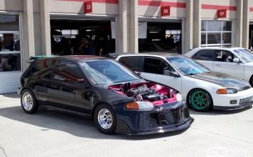 fast drag Civic