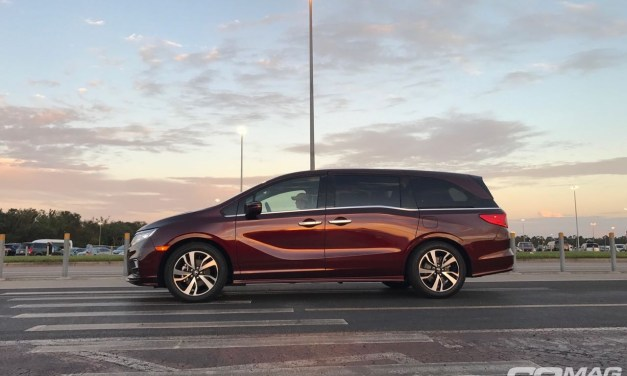 Honda Odyssey test drive & review : Soccer mom rock star