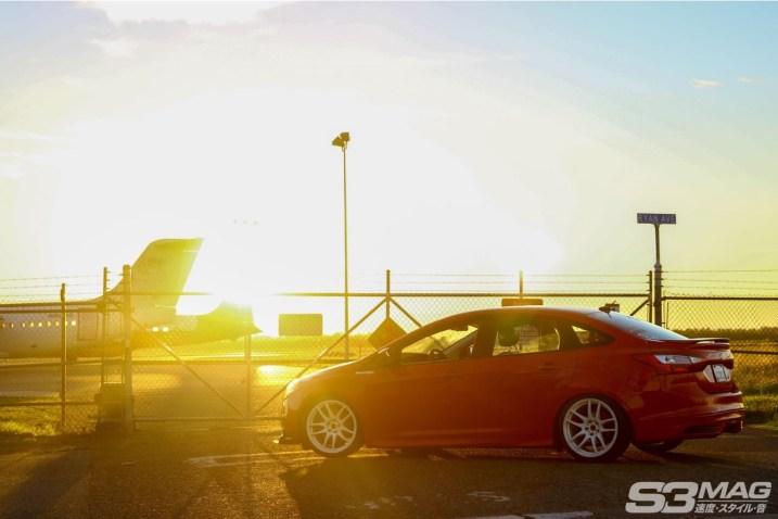 Focus ST Sedan