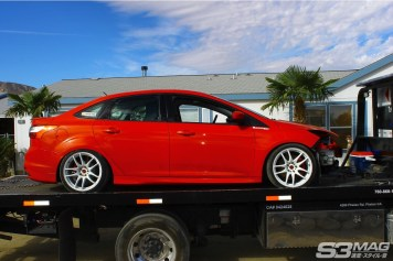 Focus ST swap sedan