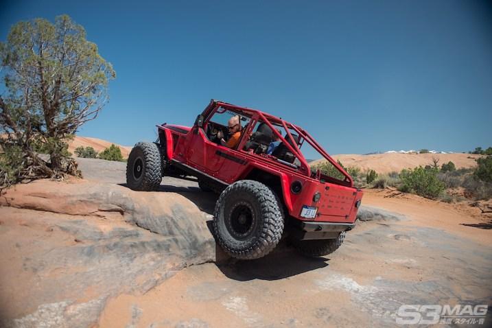Jeep LJ 40s