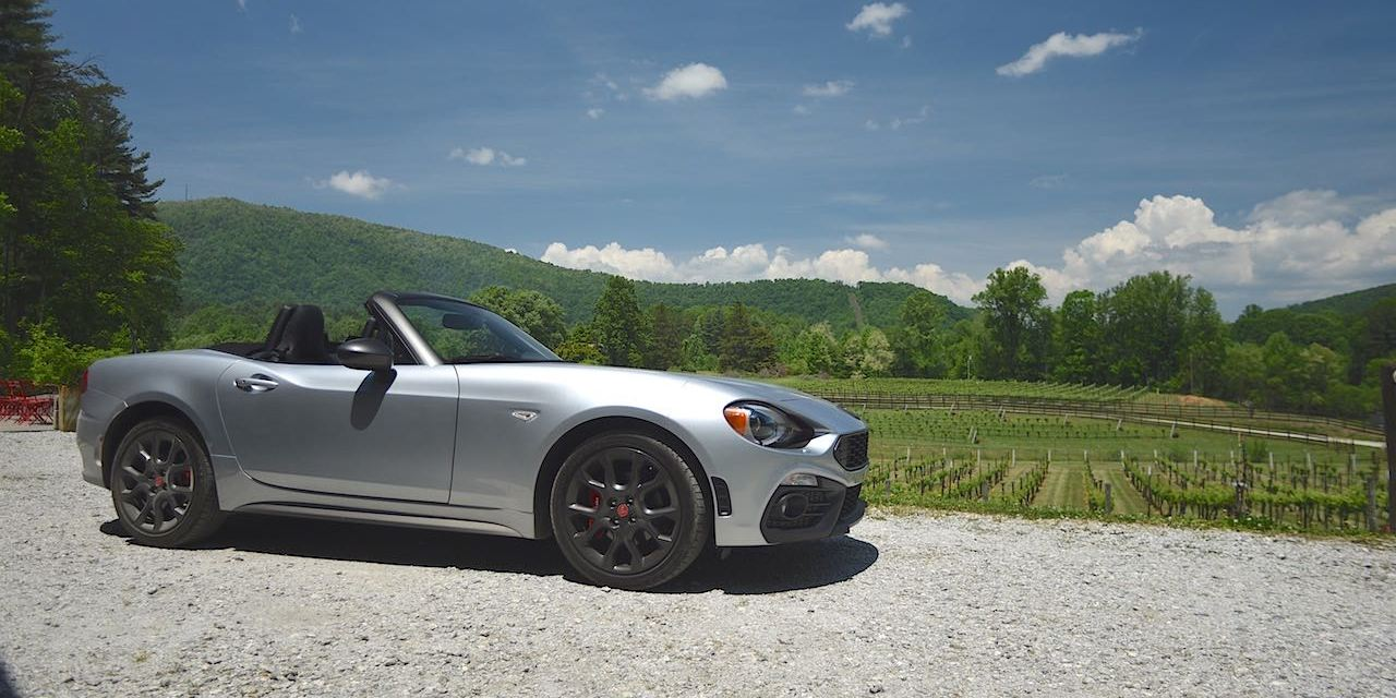 Fiat 124 Abarth review