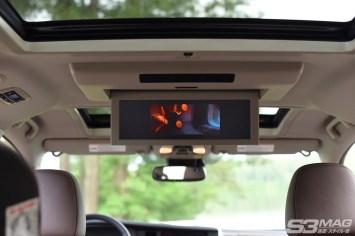 Toyota Sienna screen dvd
