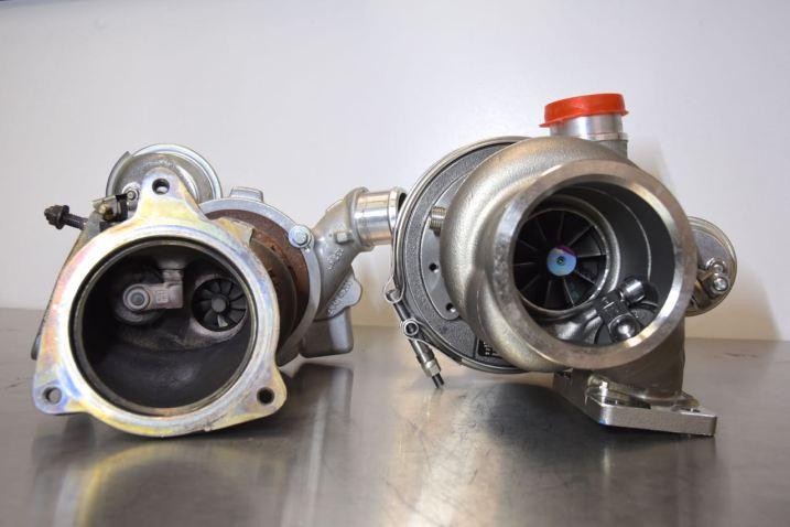 Fiesta ST big turbo